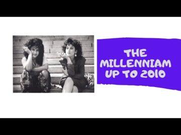 THE MILLENNIUM I 2000 - 2010 | AMY LYNDON